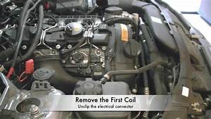 2011 Bmw 335i N55 Spark Plug Change - Part 1