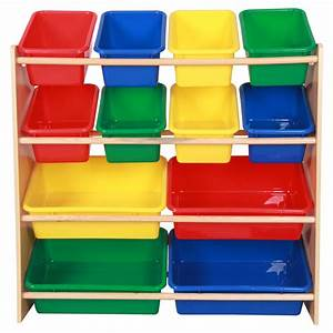 Teamson, Design, 12-bin, Toy, Storage, Organizer