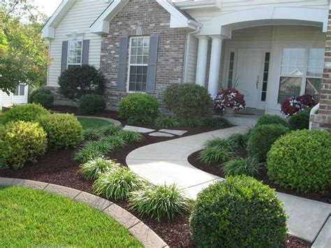 simple  effective front yard landscaping ideas landscaping  home pinterest front