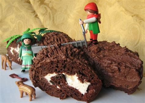 Day 8: Bûche de Noël ? Why'd You Eat That?