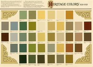 Historic paint colors for Historical exterior paint colors