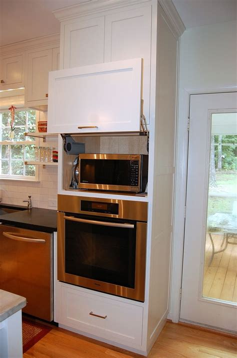 kitchen microwave wall cabinet the 25 best wall ovens ideas on wall oven 5406