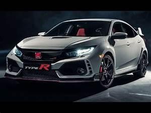 Honda Type R 2018 : nuevo honda type r 2018 llega a m xico youtube ~ Melissatoandfro.com Idées de Décoration