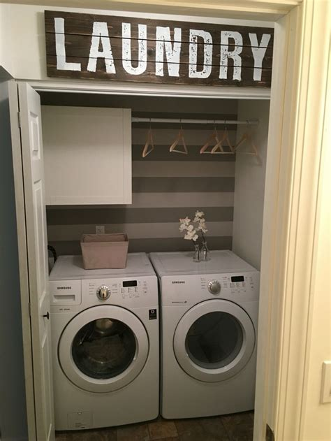 1000 ideas about laundry closet organization on