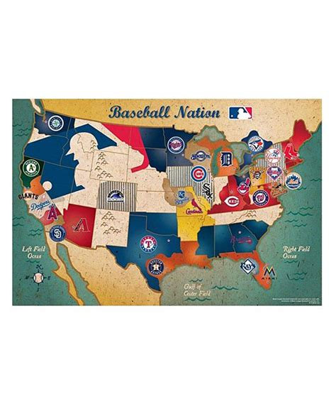 Pin by Adrian Rojas Espinosa on map love | Major league ...