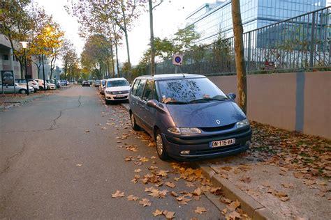amende stationnement trottoir r 417 11 stationnement tr 232 s g 234 nant sur un trottoir ambigu contravention auto evasion
