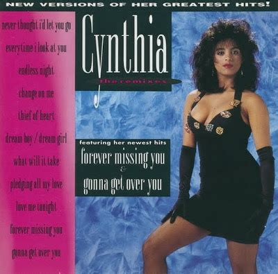 Rare And Obscure Music Cynthia