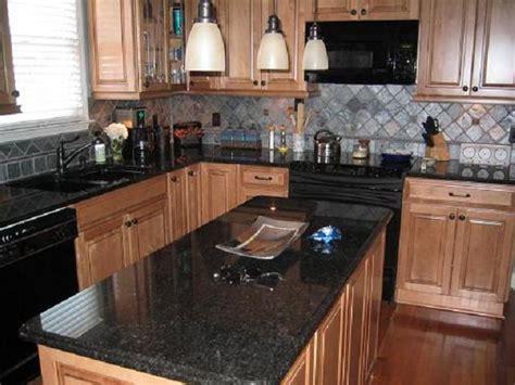 black kitchen countertops with backsplash black granite countertops black pearl is granite 7884