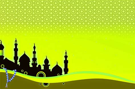 background banner islami  background check
