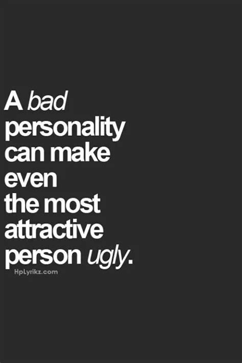 Personality And Looks Quotes