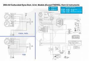 1999 Fxdl Speedo Swap To 5 U0026quot  Wiring Help