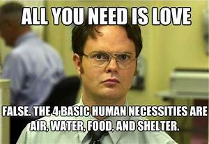 301 Moved Perma... Dwight Schrute Fact Quotes