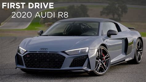 Audi R8 2020 by Drive 2020 Audi R8 Driving Ca