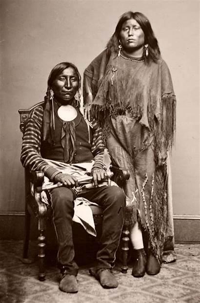 Kiowa Indians Tribe Wolf Lone Indian Native