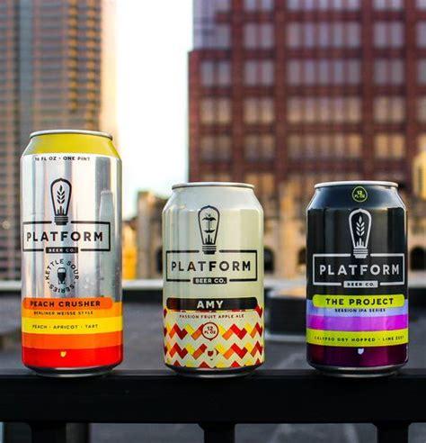 platform beer  expands distribution  indiana  craftroads beverage beerpulse