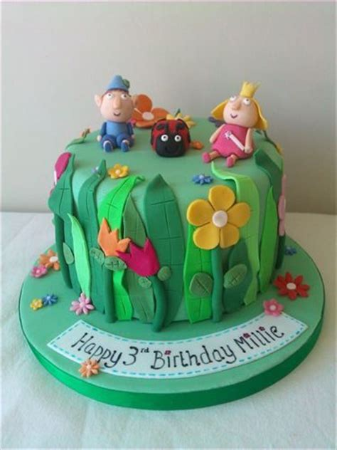 Ben And Holly Cake Recipe