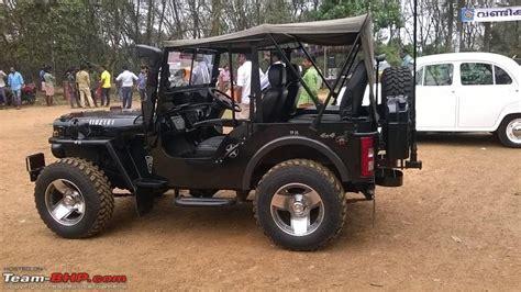 jeep modified in kerala pics auto show in a kerala village modified cars bikes