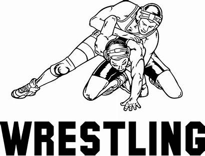 Wrestling Clipart Mat Drawings Icon Hillsboro