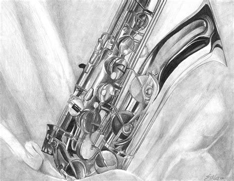 Saxophone Still Life By Rhou On Deviantart