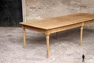 Table En Bois Massif Ancienne : table ancienne bois massif ~ Teatrodelosmanantiales.com Idées de Décoration
