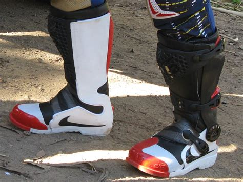 best motocross boot james stewart to unveil nike mx boots at a1 south bay riders