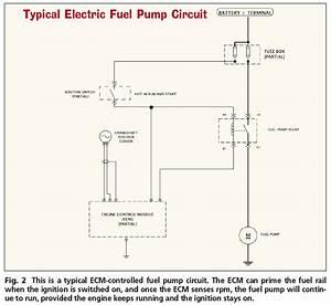 Vega Fuel Pump Wiring Diagram