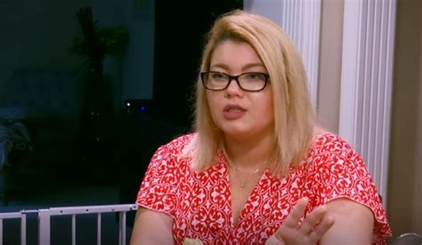 "foto de 'Teen Mom' Amber Portwood Says ""I Gained Half My Weight Back"""