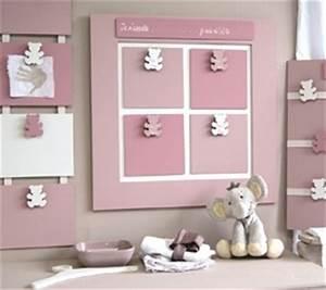Cadre Deco Bebe : cadre pour chambre de bebe ~ Teatrodelosmanantiales.com Idées de Décoration