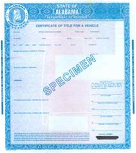 Boat Donation Alabama by Title Information For Vehicle Donation In Alabama Cars