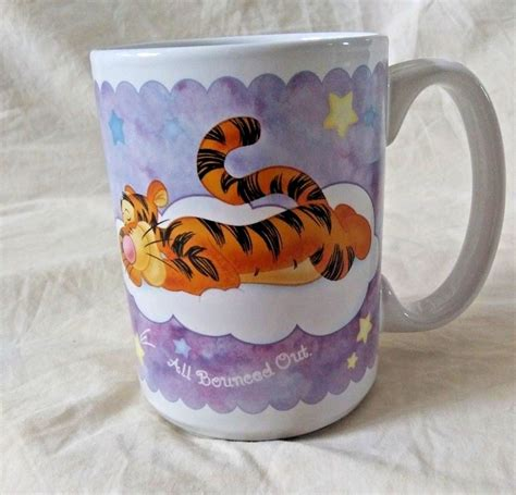 Once the order is placed with pickup option and it's ready, you'll get instructions on how to let us know when you arrive. Details about Disney Winnie the Pooh Coffee Tea Mug Dreaming Our Bothers Away All Bounced Out ...