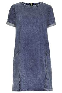 Denim Tee Shirt Dress