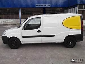 2009 Fiat Doblo Cargo Maxi Sx 1 9 Mjet