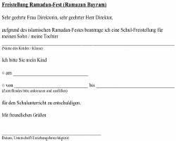 Einverständniserklärung Urlaub Unter 18 Vorlage : vordruck entschuldigung f r bayram zum download ~ Themetempest.com Abrechnung