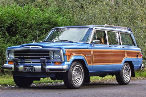 jeep wagoneer blue 293 best images about wonderful wagoneer on pinterest