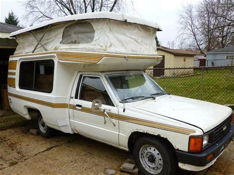 rvs  toyota bandit rv camper  sale  owner