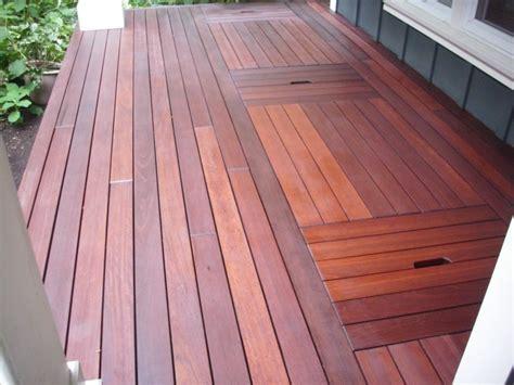 ipe decking portland ipe deck refinishing deck masters llc portland or