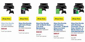 Xbox One Bundles Are Available At Best Buy, Offers One Day ...
