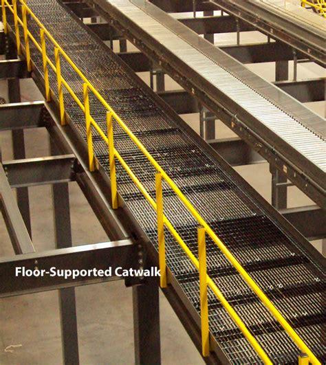 contact steele solutions  industrial catwalks