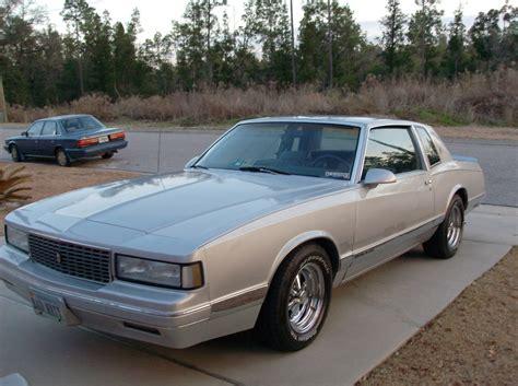 1987 Chevrolet Monte Carlo Pictures Cargurus