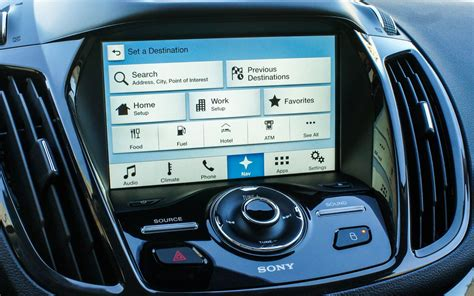 ford sync iphone sync 3 gives ford cars fast navigation android and iphone