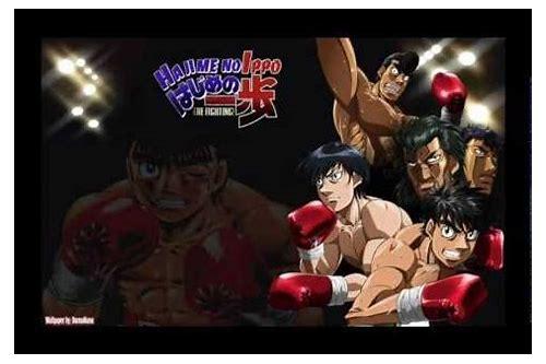 hajime no ippo rising original soundtrack download