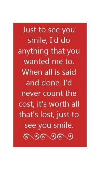 Quotes Song Mcgraw Tim Smile Lyrics Songs