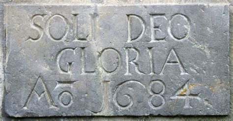 Soli Deo Gloria - Origin and Meaning Explained