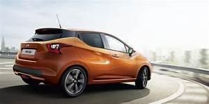 Voiture Nissan Micra : performances de la nouvelle nissan micra voiture citadine petite voiture nissan ~ Nature-et-papiers.com Idées de Décoration