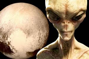 Nasa may have found aliens on Pluto | Daily Star