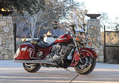 Indian Springfield Image by Indian Reveal New Springfield Bagger Mcn