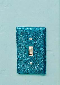 Glitter, Light, Switch, Covers