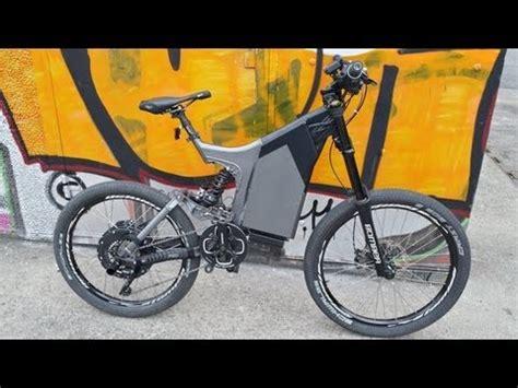 elektro 5000 watt elektro bike mit 5000 watt gel 228 ndefahrt up downhill