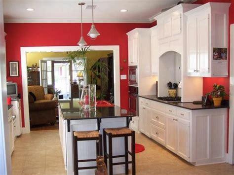 couleur murs cuisine avec meubles blancs couleur peinture cuisine 66 idées fantastiques