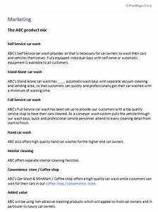 write your car wash business plan With car wash business proposal letter